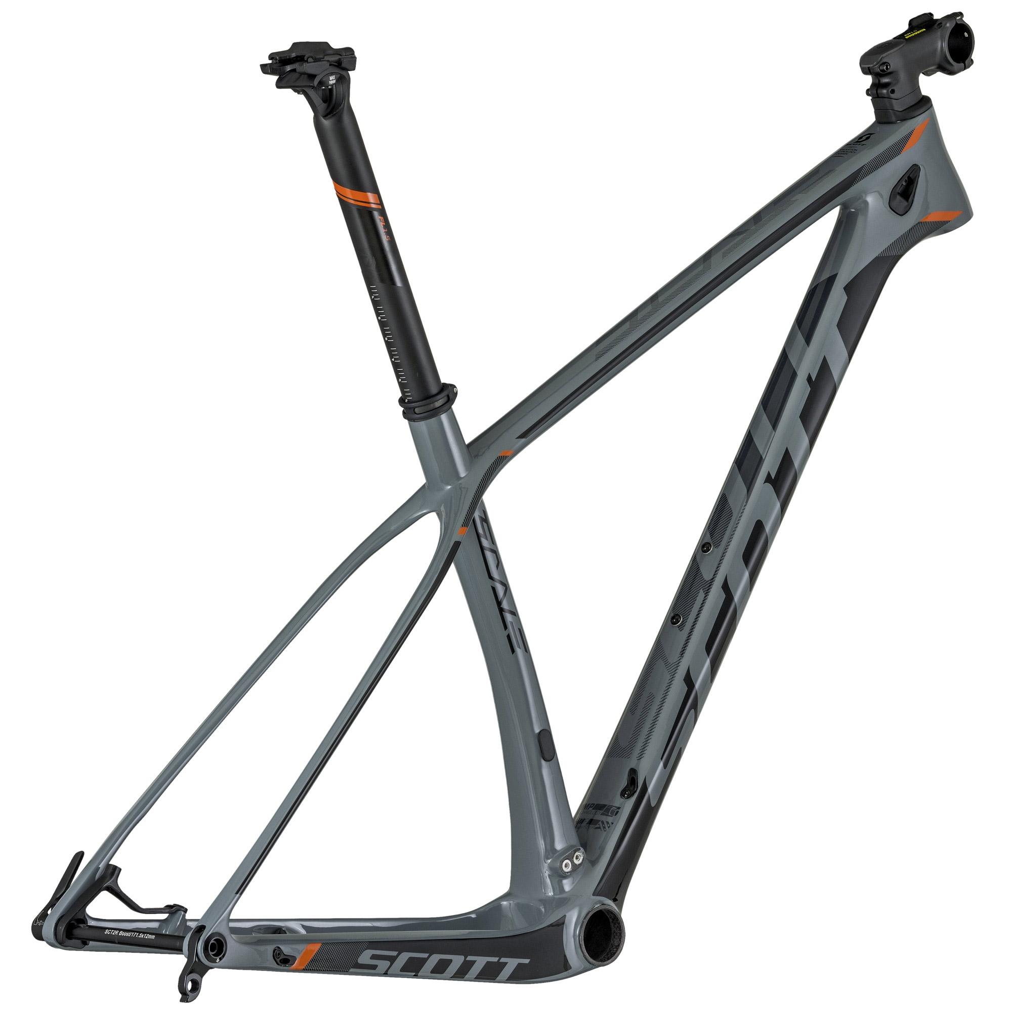Scott Scale 910 Rahmen-Set, Modell 2018 - Bike-3, der Scott Fahrrad S